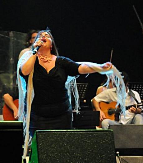 Concertone di Pizzica: EMANUELA GABRIELI e la Piccola Orchestra Popolare