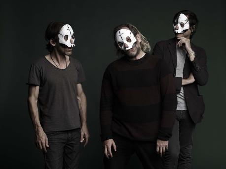 Tre Allegri Ragazzi Morti in concerto