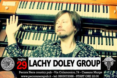 Lachy Doley Group live