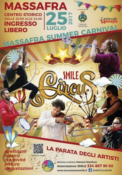Smile Circus - Massafra Summer Carnival