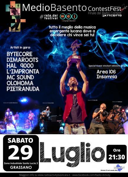 MedioBasento Contest Fest