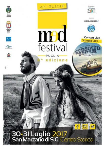 Med Festival con i Sud Sound System