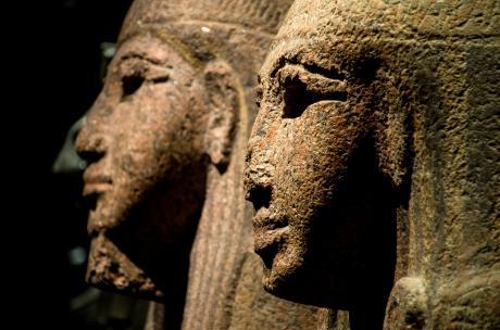 Museo Egizio by Night