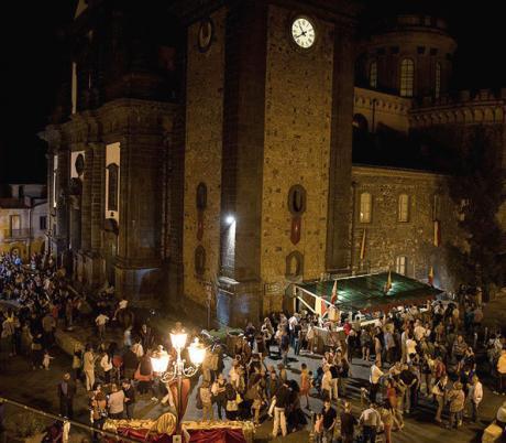 Festa medievale Randazzo 2017 programma