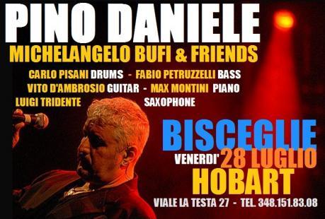 Che Calore!  Omaggio a Pino Daniele con Michelangelo Bufi & Friends