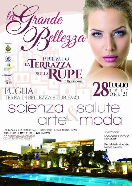 """""""La grande bellezza: premio La Terrazza sulla Rupe - 1^ edizione"""""""