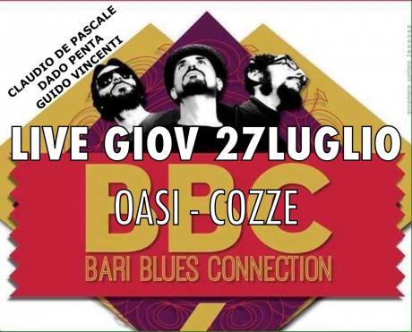 BARI BLUES CONNECTION all'Oasi di Cozze