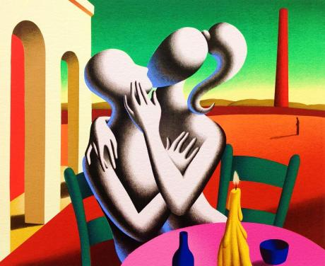 "MARK KOSTABI  ""Full circle"""