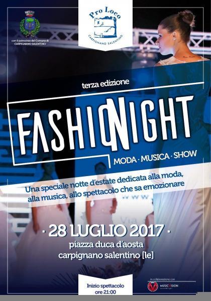 FashioNight 2017
