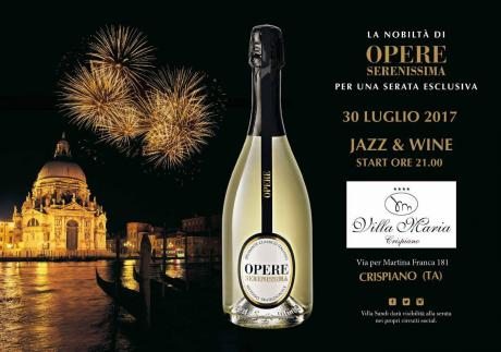 Jazz & Wine - OPERE Villa Sandi