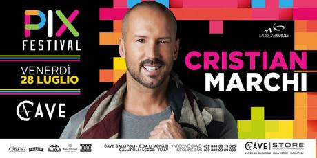 PIX Festival con Cristian Marchi