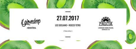 27.07 Giovedeep at Pascia (Giovinazzo) #ep07