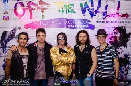 Off The Wall, Summer Tour 2017: la Tribute di Michael Jackson chiude questa settimana con un live a Salerno