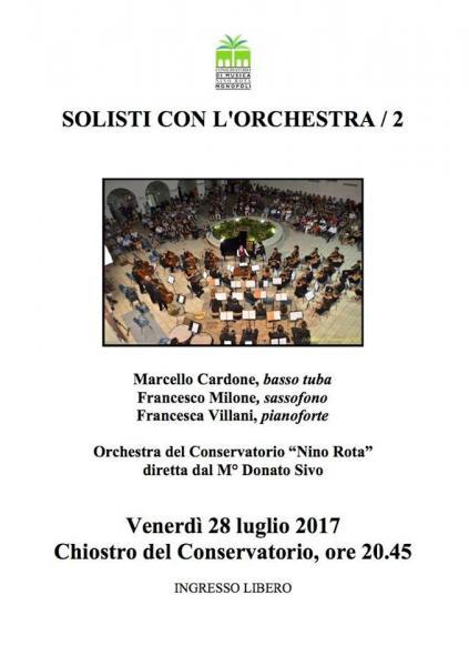 I solisti con l'orchestra/2