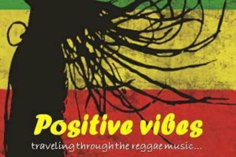 """Positive vibes""- Travelling through the reggae music"