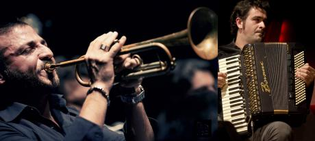 "Jazz & Wine:andrea Sabatino (tromba) ""melodico With Vince Abbracciante (fisarmonica)"