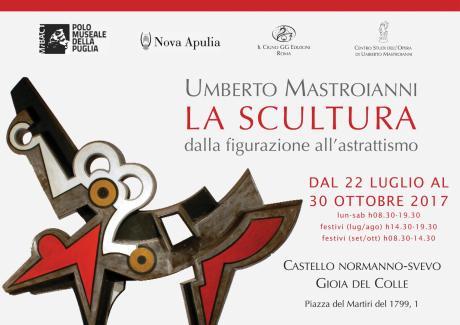Umberto Mastroianni Dalla Figurazione All'astrattismo