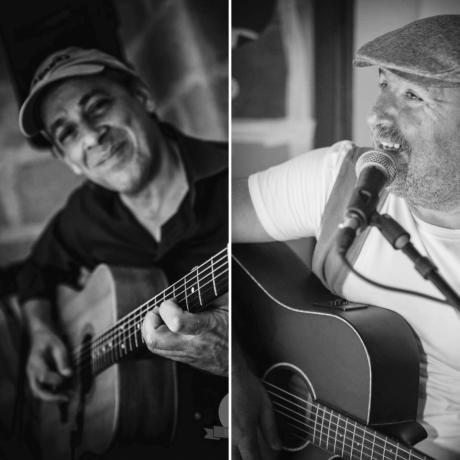 Cumbà - duo acustico live al Lido Sablèe