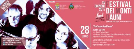 Ritorna la xv edizione del Festival Dei Monti Dauni (... con un affaccio sul Gargano)