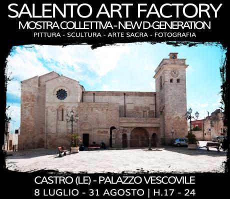 Salento Art Factory: New D_Generation