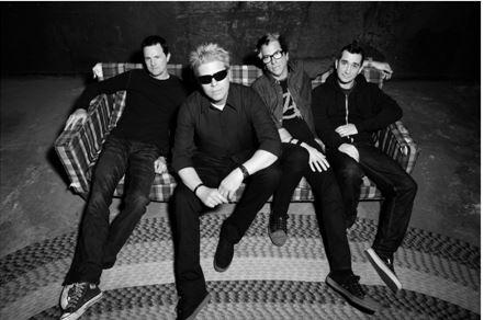 The Offspring al Postepay Sound Rock in Roma 2017