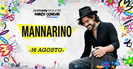 Mannarino live al Postepay Sound Parco Gondar