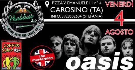Panblues 2.0 #TheMasterplan Venerdì Live! Rock&Beer