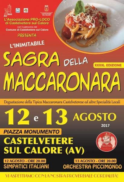 40° Sagra della Maccaronara