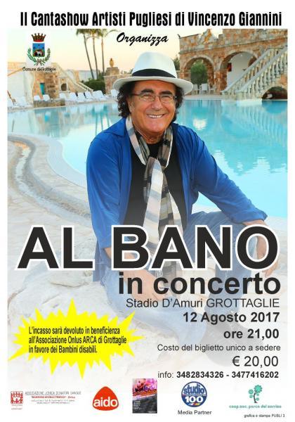 Albano in concerto