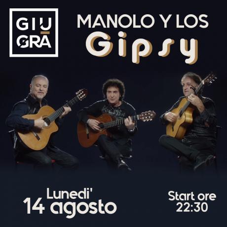 Manolo Y Los Gipsy in Valle d'Itria