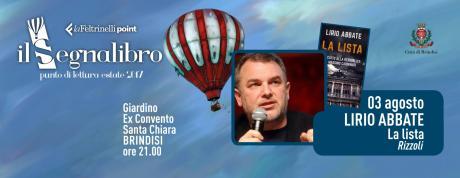 """Lirio Abbate presenta """"La lista"""" - Rizzoli"""