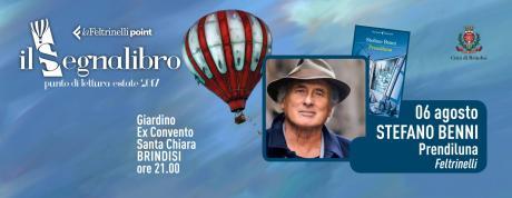 """Stefano Benni presenta """"Prendiluna"""" - Feltrinelli"""