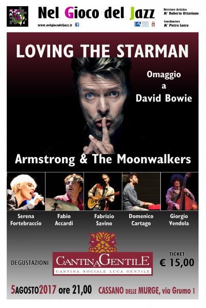 Loving The Starman - Omaggio a David Bowie