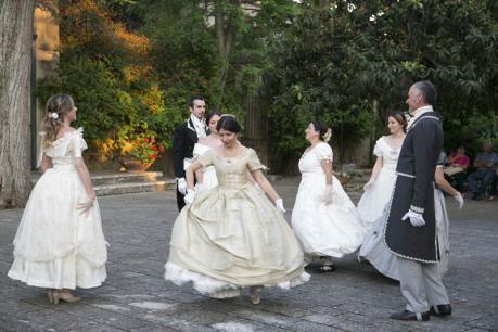 Atmosfere e Danze Ottocentesche a La'nchianata, a seguire Dj Set