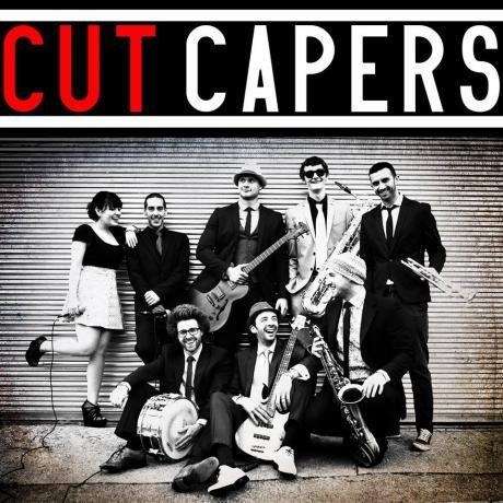 CUT CAPERS in concerto a La'nchianata