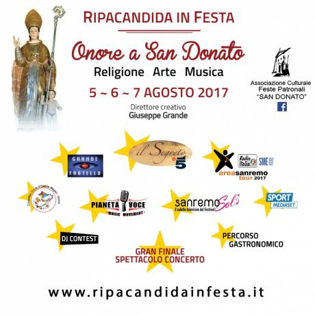 Ripacandida in Festa