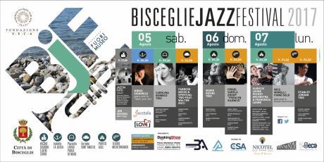 BISCEGLIE JAZZ FESTIVAL, una città intera a suon di jazz