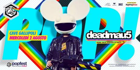 POPFEST - People on Pleasure Gallipoli 2017 DEADMAU5