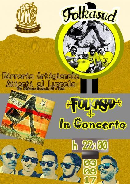 Folkasud live concert
