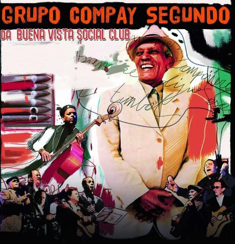 Grupo Compay Segundo da Buena Vista Social Club