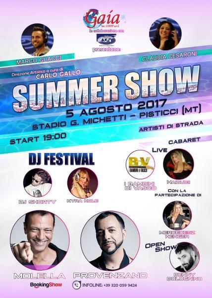 Summer Show Festival 2017