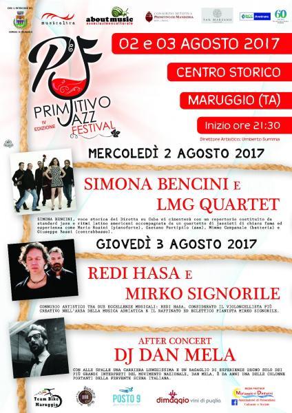 Primitivo Jazz Festival  IV Edizione