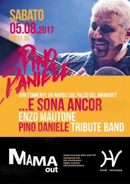 ...E sona Ancor - Enzo Mautone - Pino Daniele Tribute Band