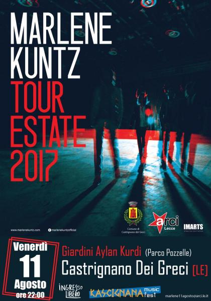 Marlene Kuntz - Castrignano dei Greci - Kascignana Music Fest