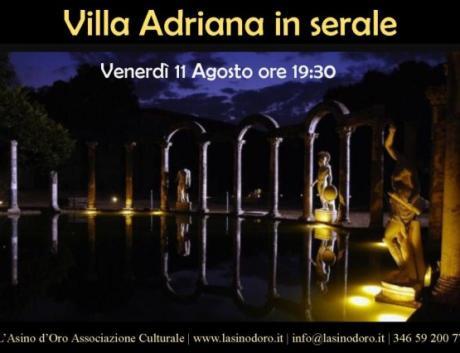 Villa Adriana in serale