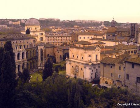 Salotti nobiliari: piazzette nascoste nel cuore di Roma