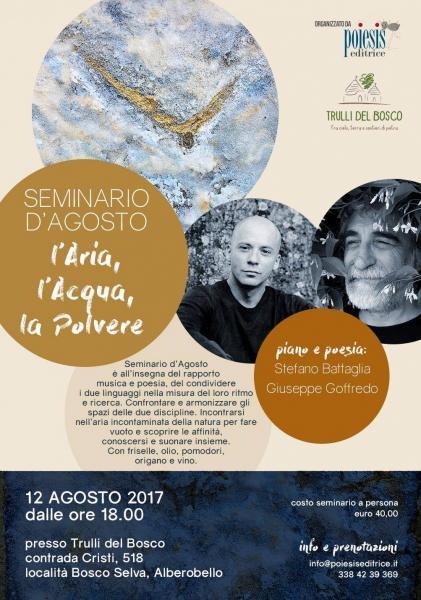 Concerto con Stefano Battaglia e Giuseppe Goffredo