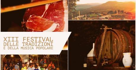 XIII Festival delle tradizioni e della musica popolare