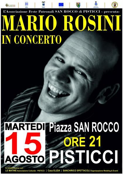 MARIO ROSINI in Concerto