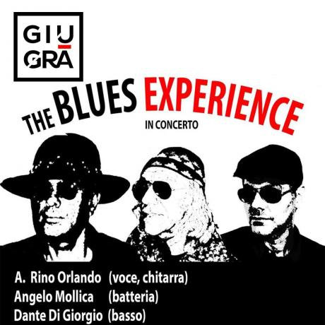 """The Blues Experience"" live"